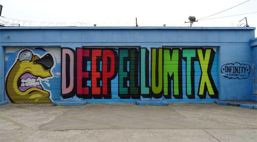 Deep Ellum TX - Infinity Crew
