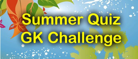 Quizagogo - Summer Quiz - General Knowledge