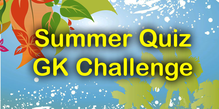 Image: Quizagogo - Summer Quiz - General Knowledge