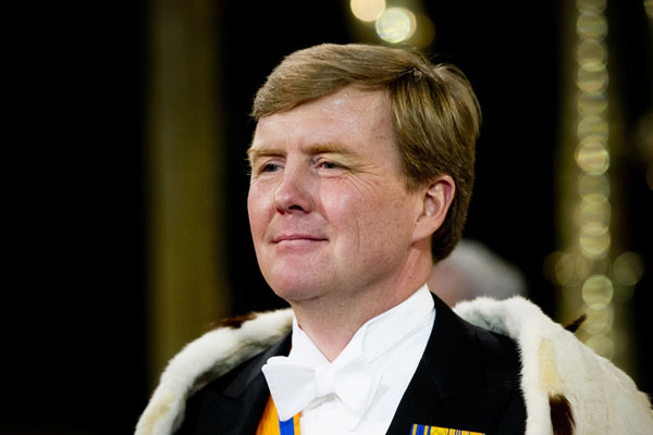 Quizagogo - Kings and Queens Trivia Quiz - King Willem-Alexander