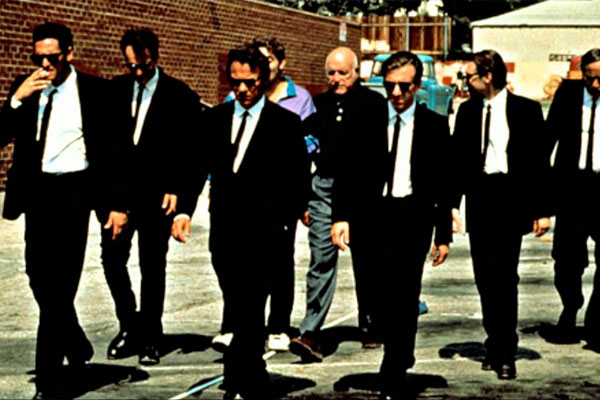Quizagogo - Movie Quiz - Reservoir Dogs