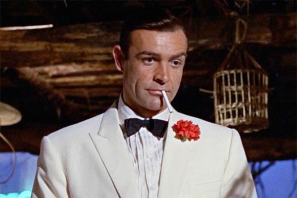 Theme song from James Bond's Goldfinger