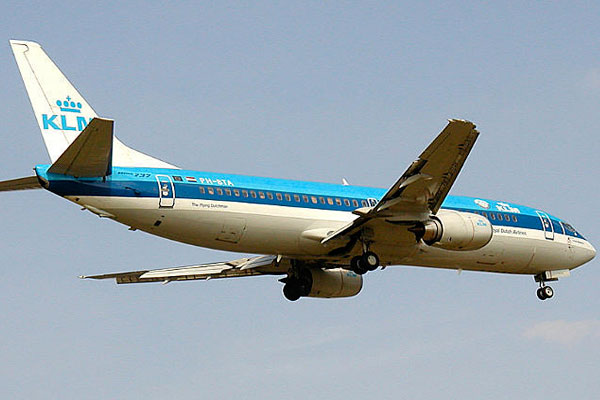 KLM Airline is from which country?