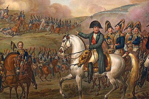 Quiz question about Napoleon