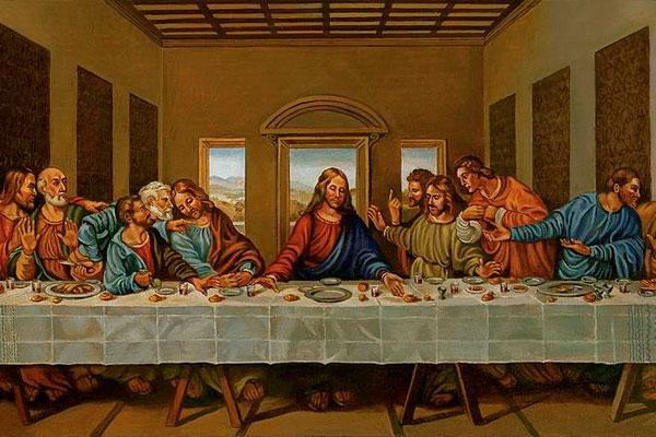 Art quiz - The Last Supper