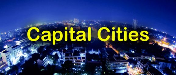 Quizagog - capital cities of the world
