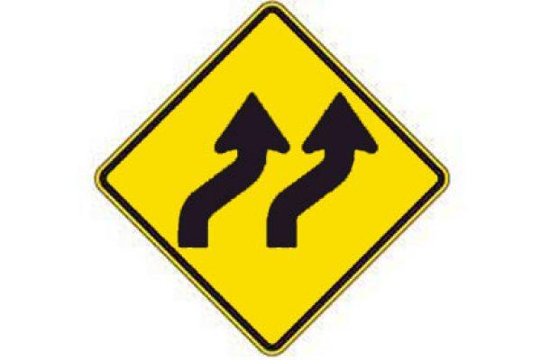 Quizagogo - US Road Signs - Warning sign