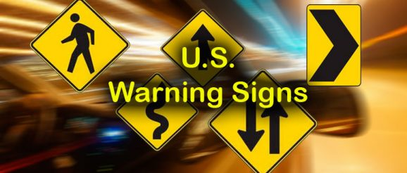 Quizagogo - U.S. Road Signs – Warning Signs