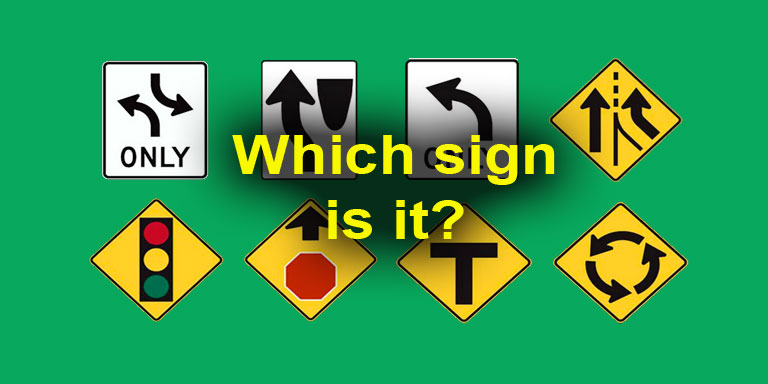 Image: Quizagogo - U.S. Road Signs - Which sign is it?