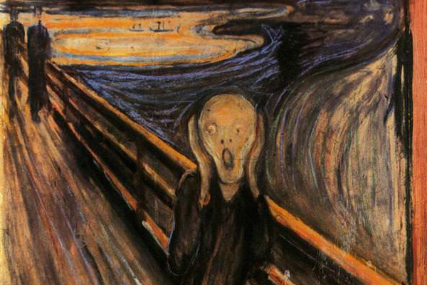 Quizagogo - Munch - The Scream