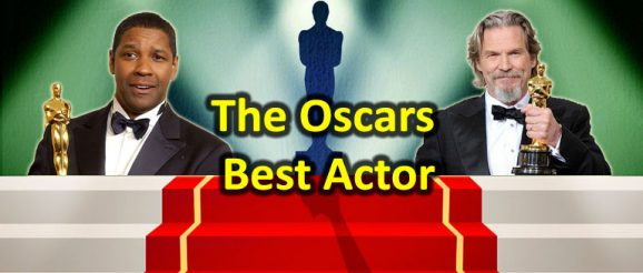 Ouizagogo - The Oscars - Best Actor Award