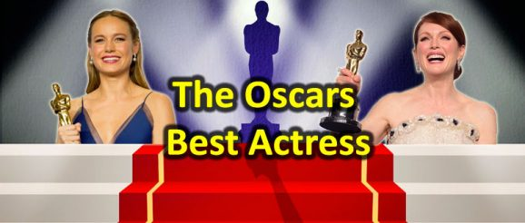 Ouizagogo - The Oscars - Best Actress Award
