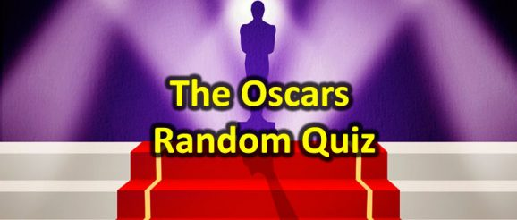 Ouizagogo - The Oscars - Random Quiz Questions