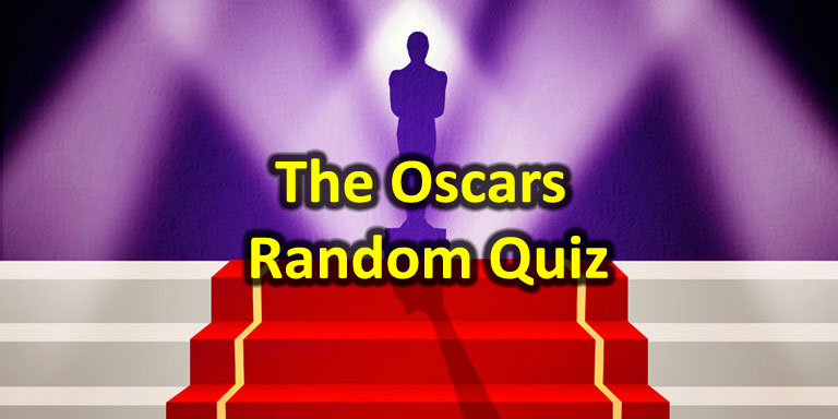 Image: Random trivia questions about the Oscars
