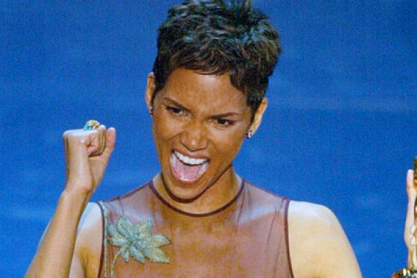 Halle Berry won the Award for Best Actress in a Leading Role