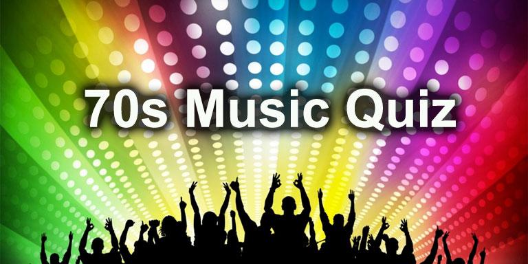 1970s Music Quiz