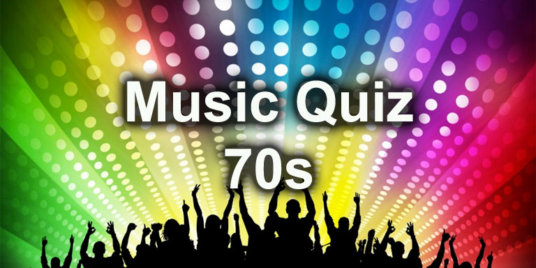1970s music quiz from quizagogo