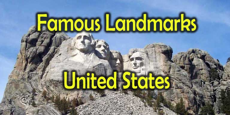 Famous Landmarks - USA - New Quiz
