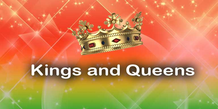 Quizagogo - Kings and Queens Trivia Quiz - Not just the British Royal Family