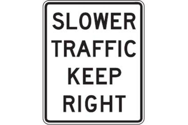 Quizagogo - US Road Signs - Regulatory Sign