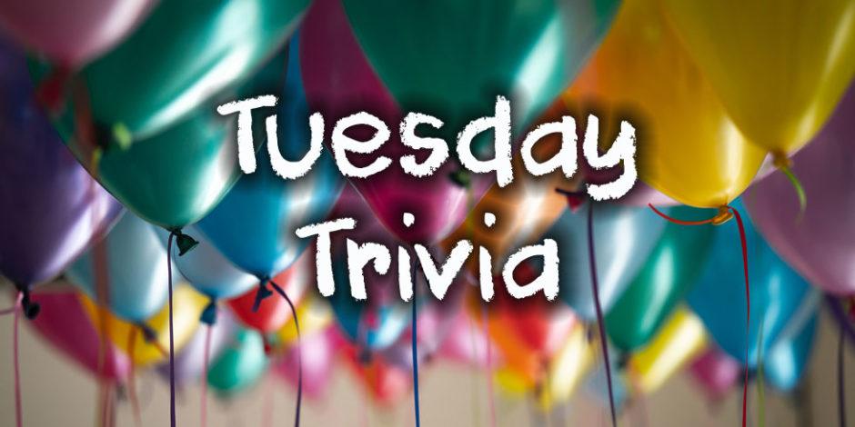 Tuesday Trivia, November 19, Photo by Adi Goldstein on Unsplash