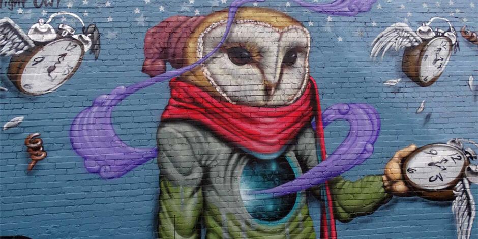 Jose May (Joe Skilz 52) - Night Owl