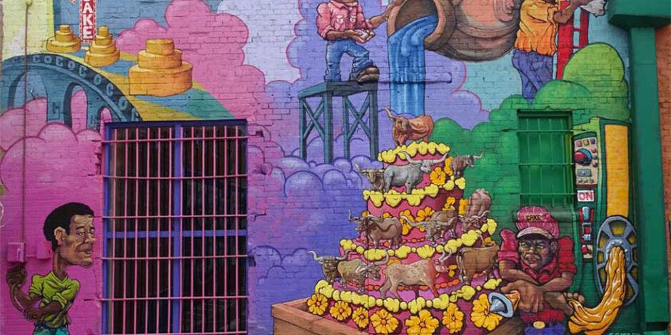 Gabriel McCool - Cake