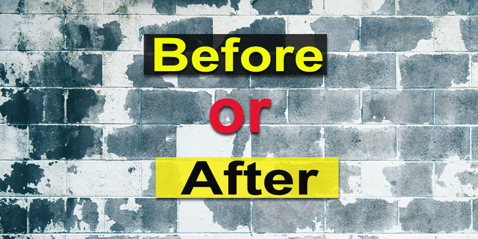 Before or after quiz - background photo by Tim Mossholder