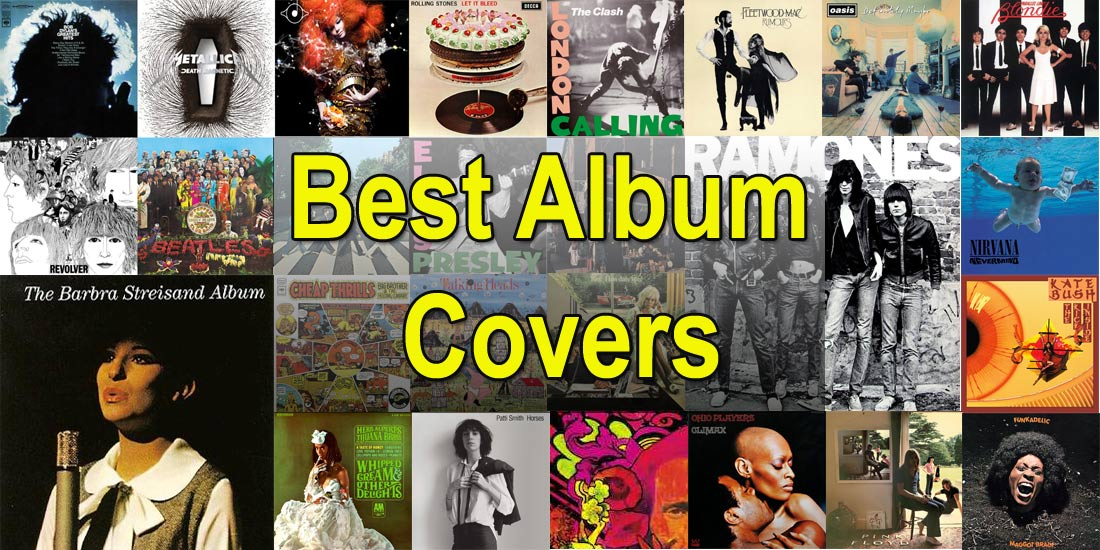 Best Album Covers of All Time - Quizagogo