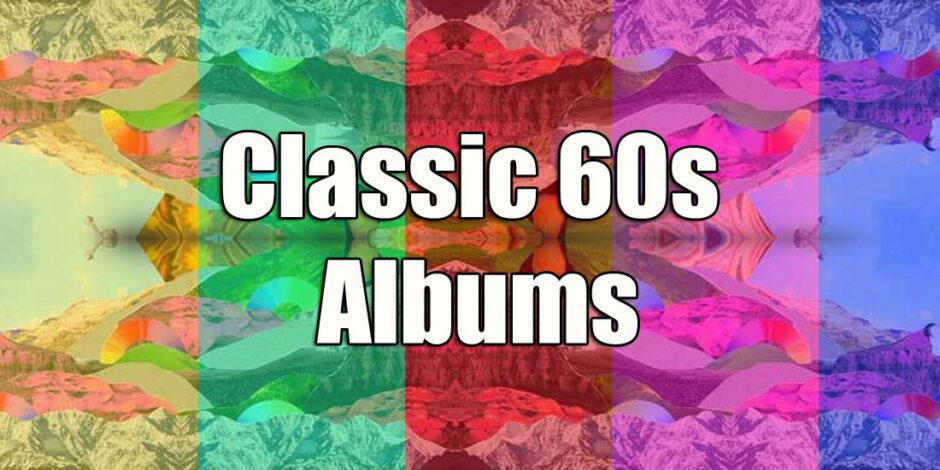Classic 1960s Albums - Cover art quiz