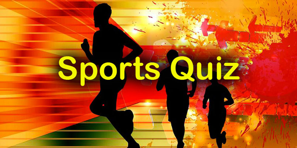General sports quiz