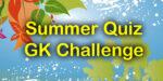 Summer Trivia Quiz