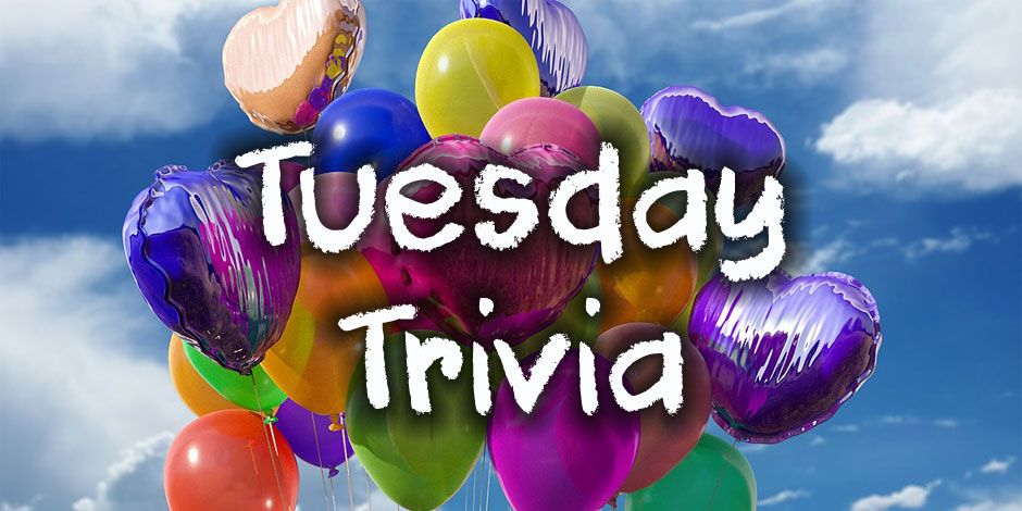 Tuesday Trivia 01