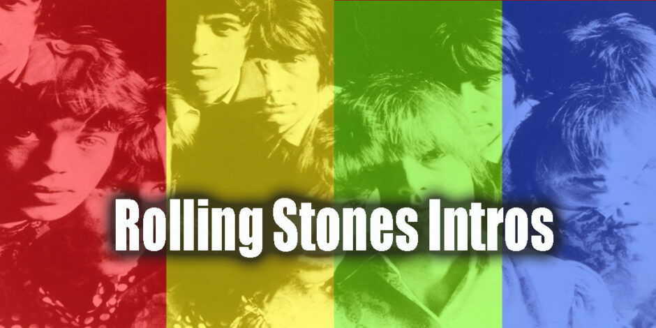 Sixties quiz - Rolling Stones Intros