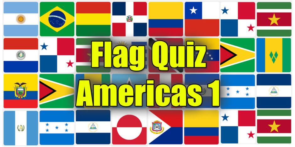 Flag Quiz Americas 1