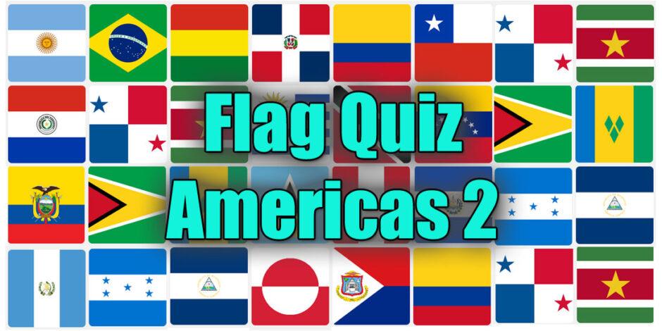 Flag Quiz Americas 2