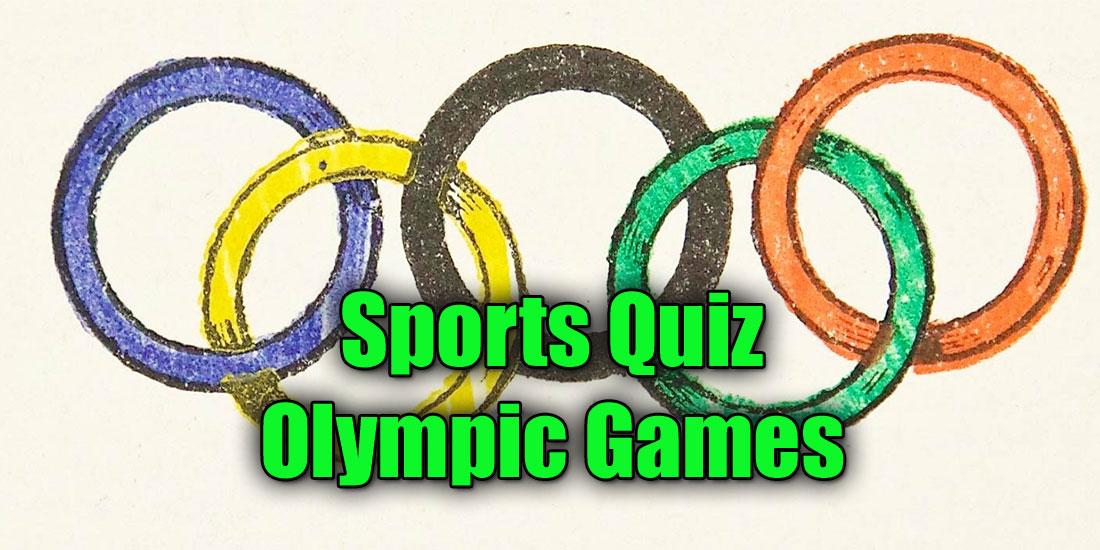 Sports quiz - the olympic games