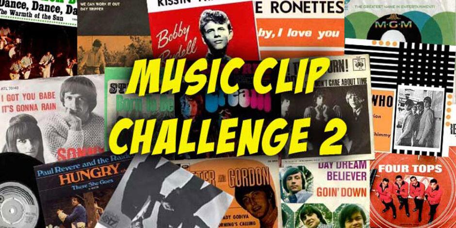 1960s Music Clip Challenge 2
