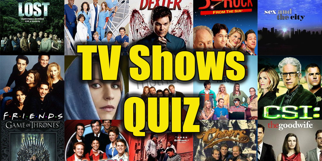 TV trivia questions and answers